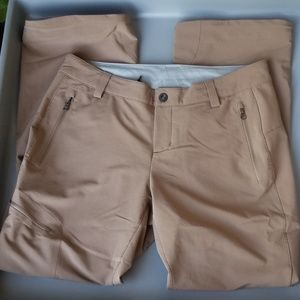 "REI hiking pants size 10p 30"" inseam"